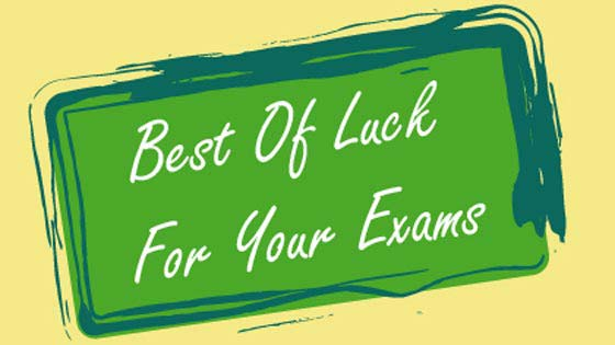 Best Of Luck Wishes Exams Greetings Ecards Quotes 9 Bright