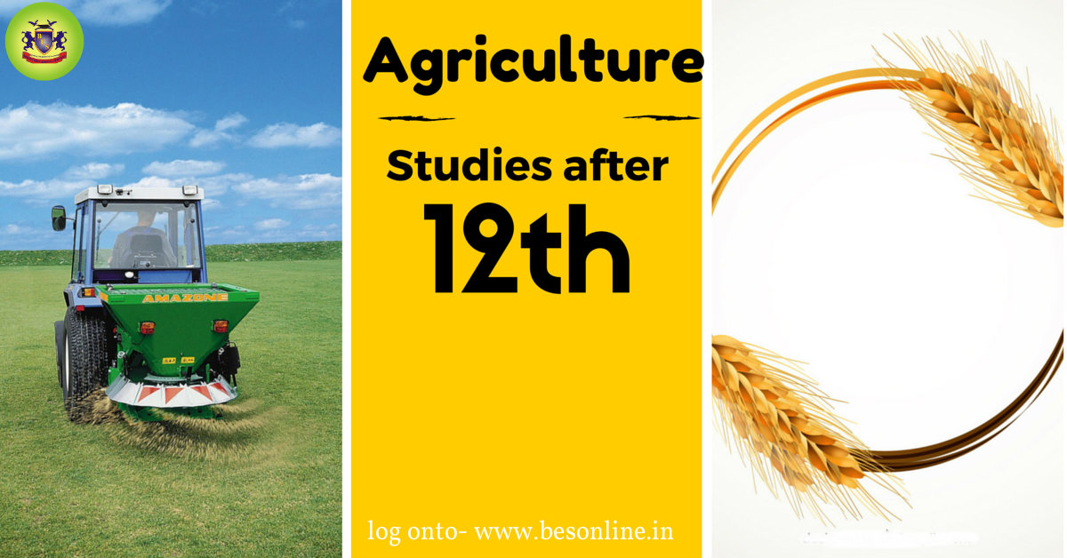 Agriculture studies guide