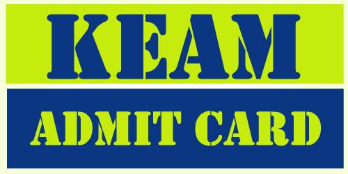 KEAM-Admit-Card