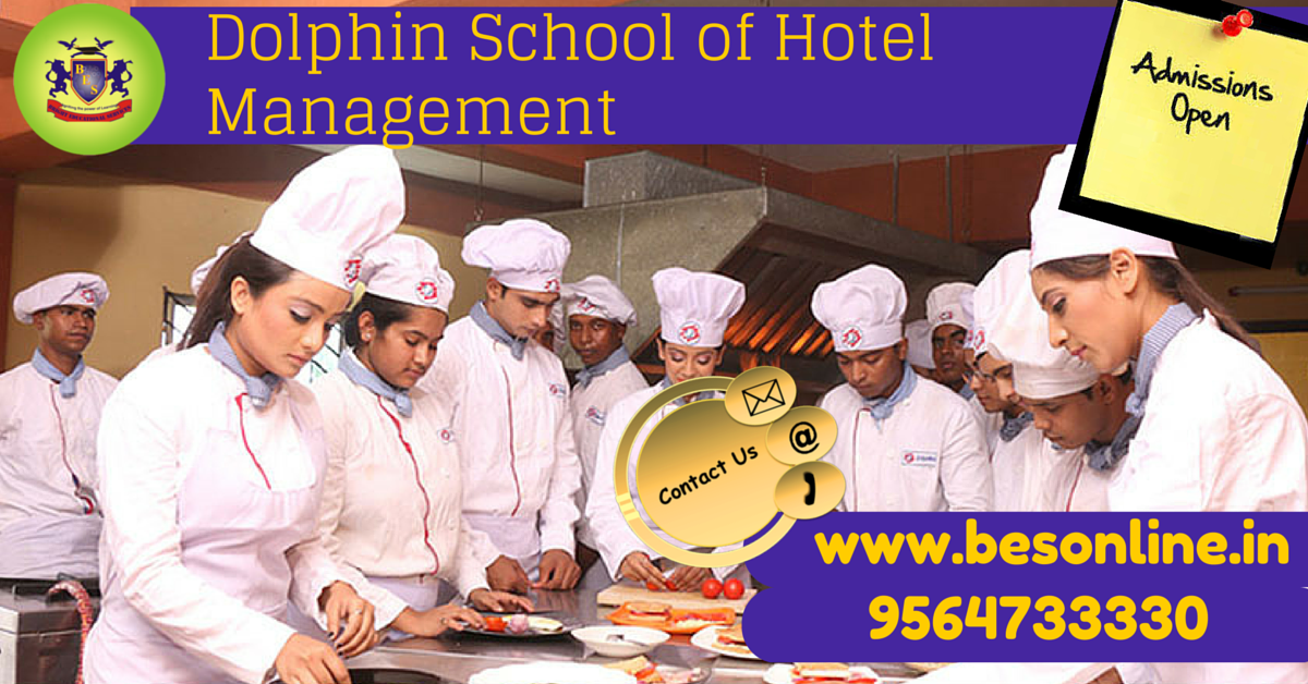Dolphin School of Hotel Management Kalyani admission 2016