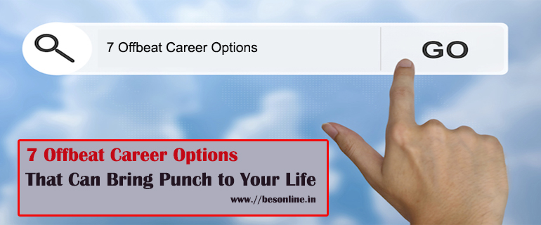 7 career options