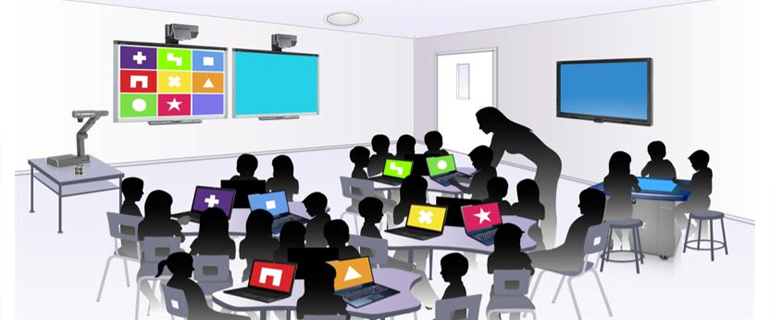 Modern Technologies Used In Classroom ~ Technology that can help you all of the students succeed
