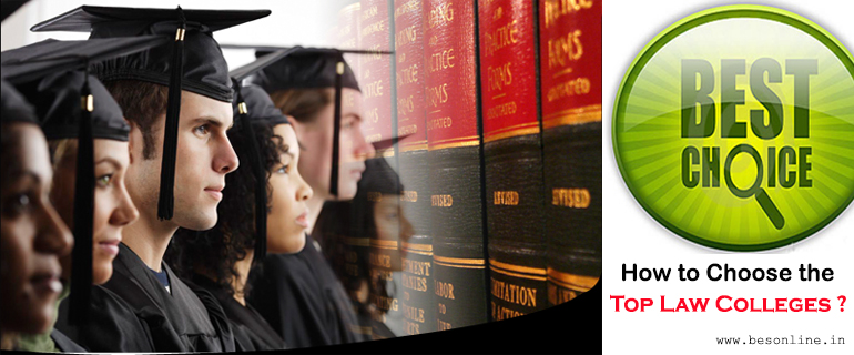 choose law colleges