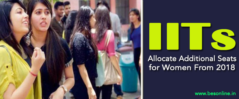 IITs Seats for Women