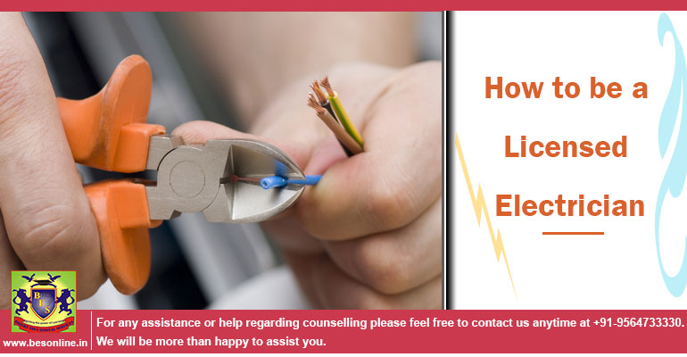 How to be a Licensed Electrician