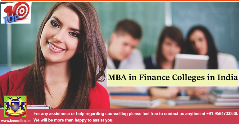 10 Popular MBA in Finance Colleges in India