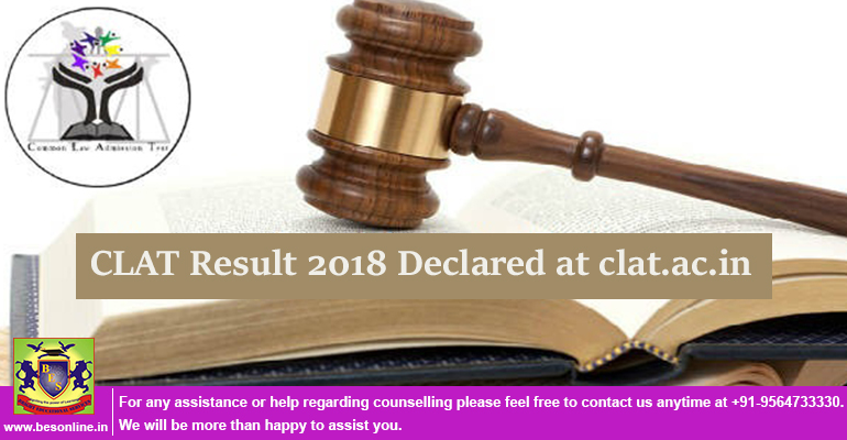CLAT Result 2018 Declared at clat.ac.in: Here's How to Check Yours