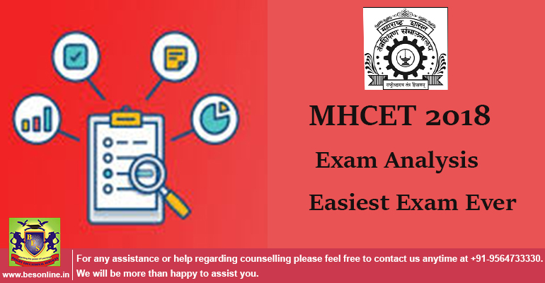 MHCET 2018 Exam Analysis: Easiest Exam Ever
