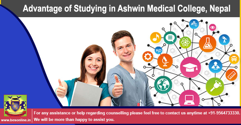 Advantage of Studying in Ashwin Medical College