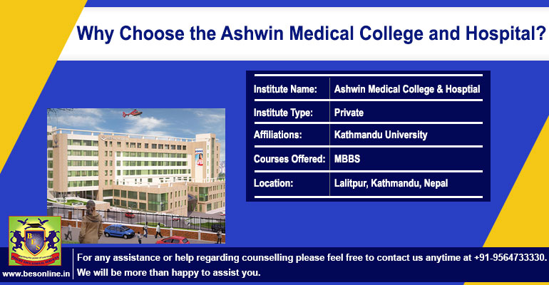 Why Choose the Ashwin Medical College, Nepal?