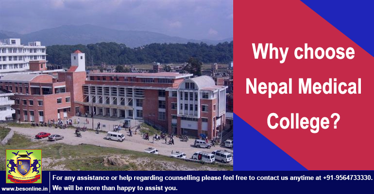 Why choose Nepal Medical College
