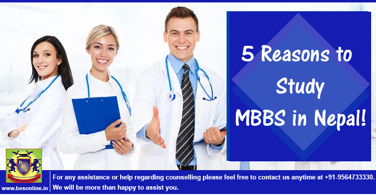 5 Reasons to Study MBBS in Nepal!