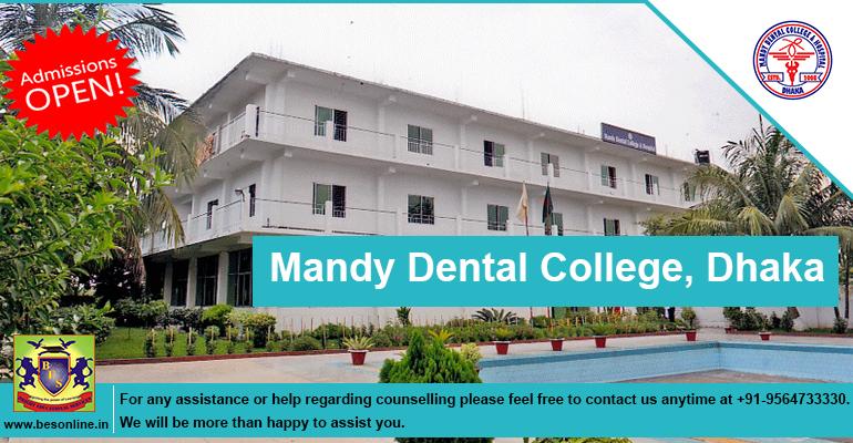 Mandy Dental College, Dhaka (DU)