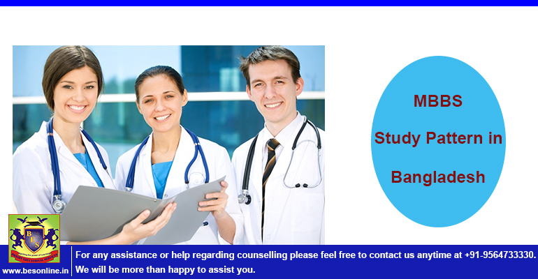 MBBS Study Pattern in Bangladesh