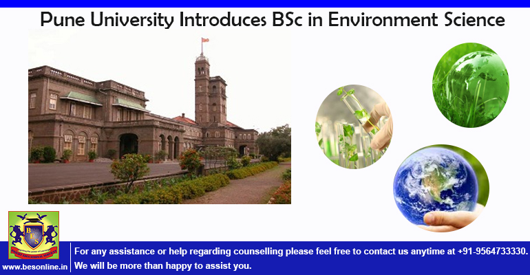 Pune University Introduces BSc in Environment Science