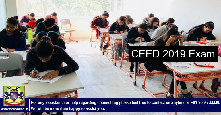 CEED 2019 Exam - Application Process Ends on November 14