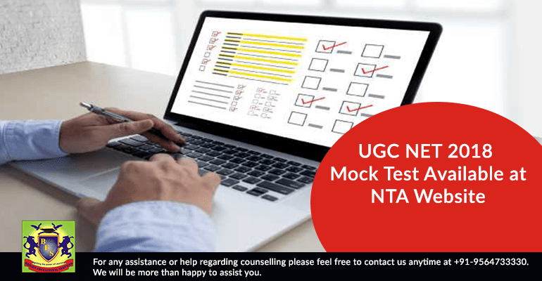 UGC NET 2018 Mock Test Available at NTA Website