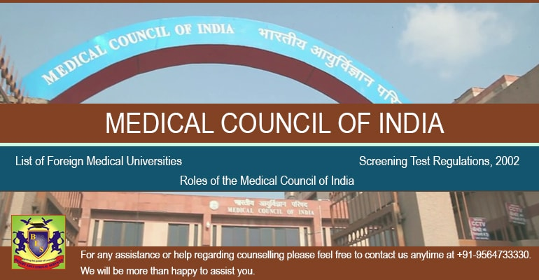 Medical Council of India