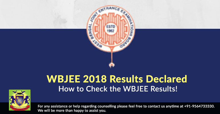 WBJEE 2018 Results Declared; How to Check the WBJEE Results!