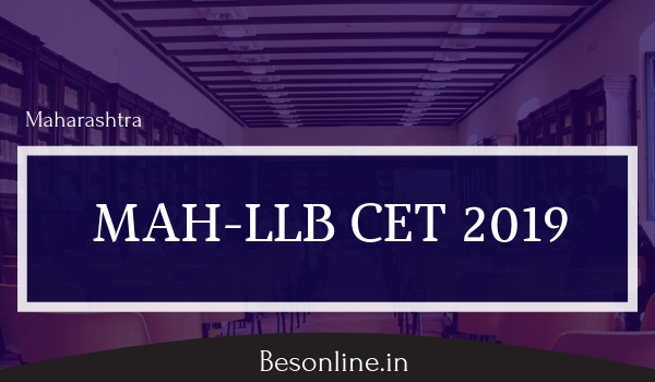 Maharashtra MAH-LLB 5 Years CET 2019 – Notification Released!