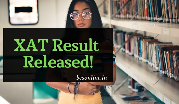 XAT Result Released - Download XAT Score Card now!