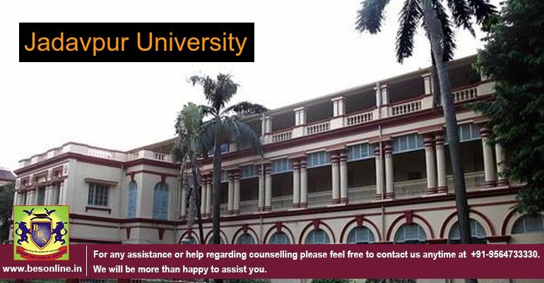 Jadavpur University Kolkata West Bengal Bright Educational Services