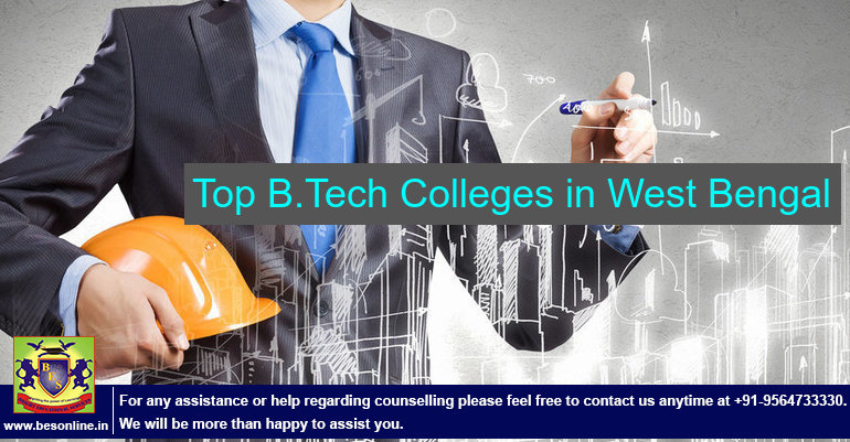List of BTech Colleges in West Bengal