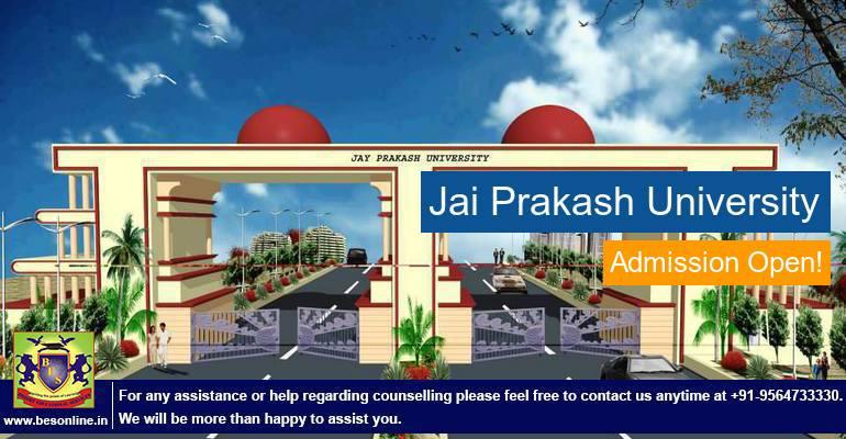 JPU: Jai Prakash University, Chhapra, Bihar