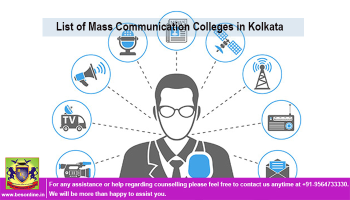 List of mass communication college