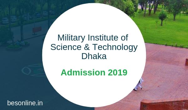 MIST Dhaka M Sc  M Engg M Phil PhD Programs 2019 - Notification