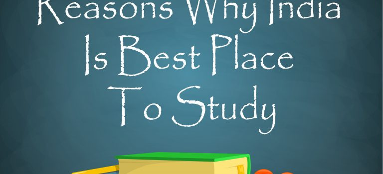 Top 5 Reasons to Study in India