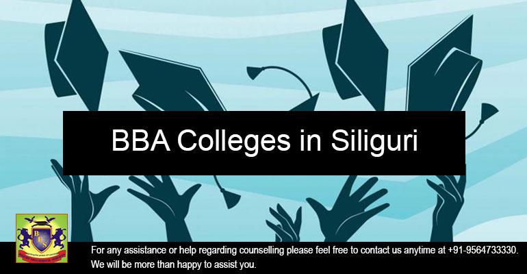 BBA Colleges in Siliguri