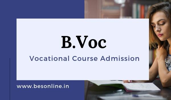 Annamalai University B Voc Admission 2019 Notification Released