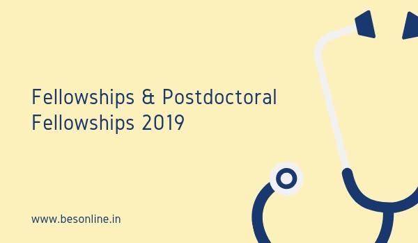 PGIMER Chandigarh Fellowships & Post Doctoral Fellowships