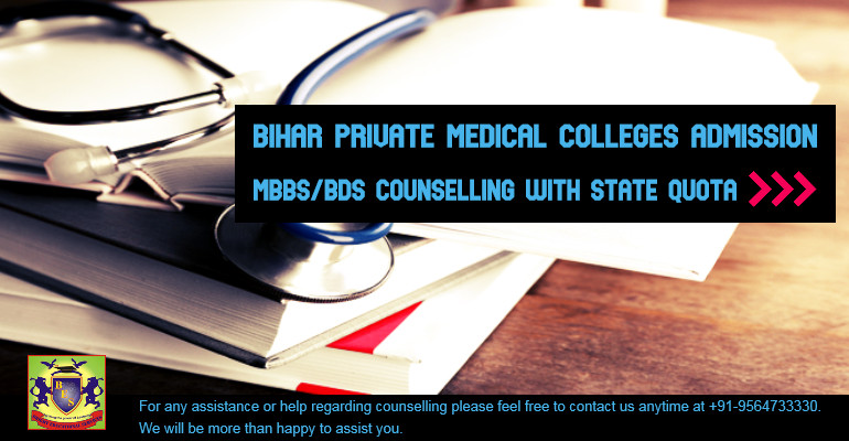 MBBS_BDS Counselling with State Quota