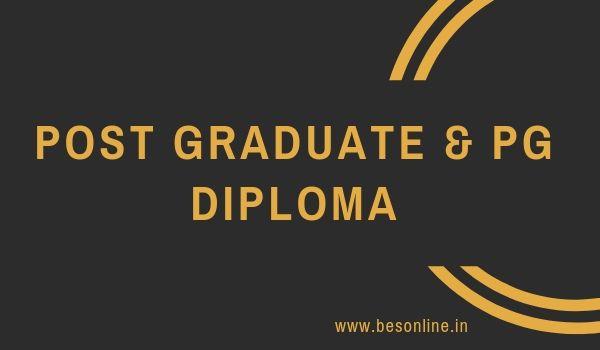 Gulbarga University Gulbarga Post Graduate & PG Diploma