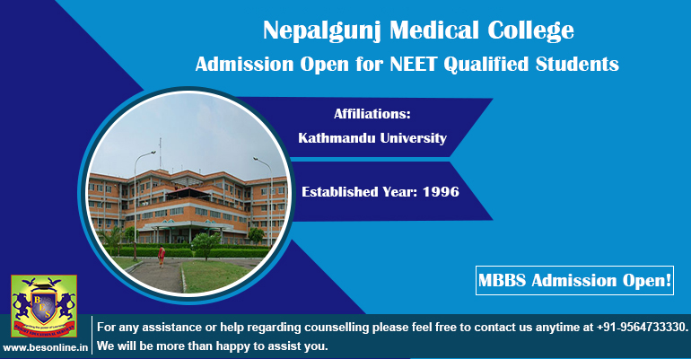 Why to Study Medical Course in Nepalgunj Medical College