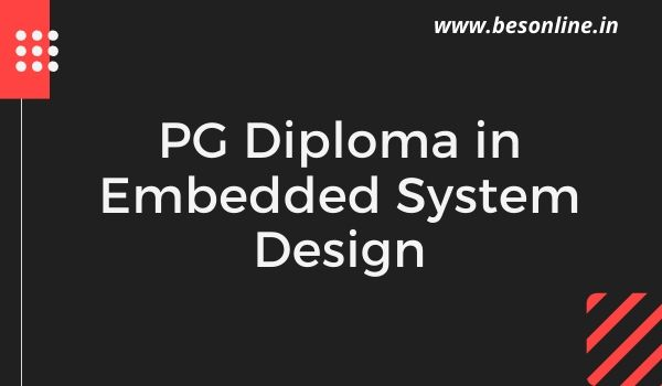 Nielit Calicut Pg Diploma In Embedded System Design 2020