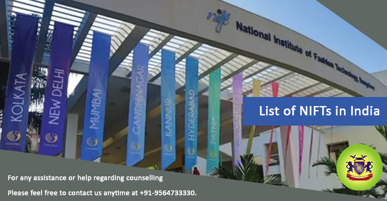 List of NIFTs in India