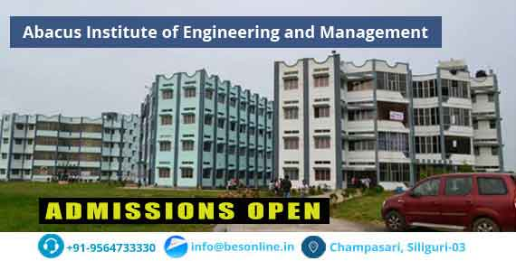 Abacus Institute of Engineering and Management Fees Structure