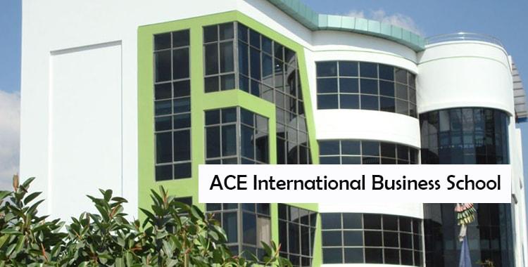 ACE International Business School Admission