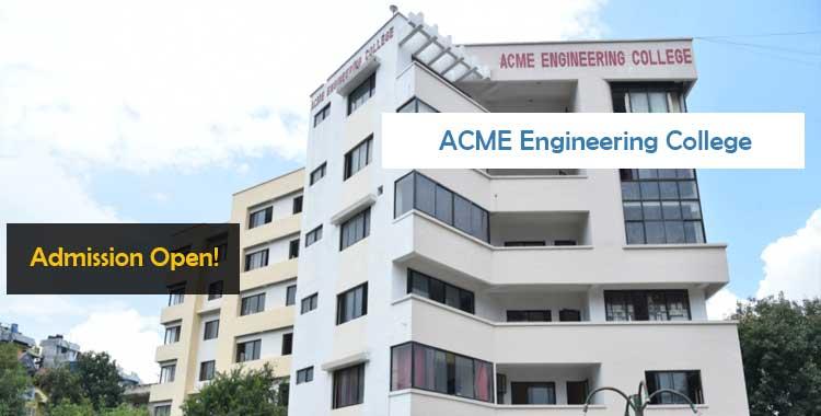 ACME Engineering College Sitapaila Courses