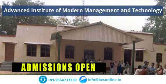 Advanced Institute of Modern Management and Technology Admissions