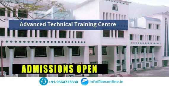 Advanced Technical Training Centre Scholarship