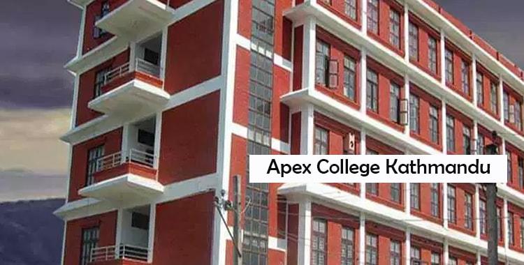 Apex College Kathmandu