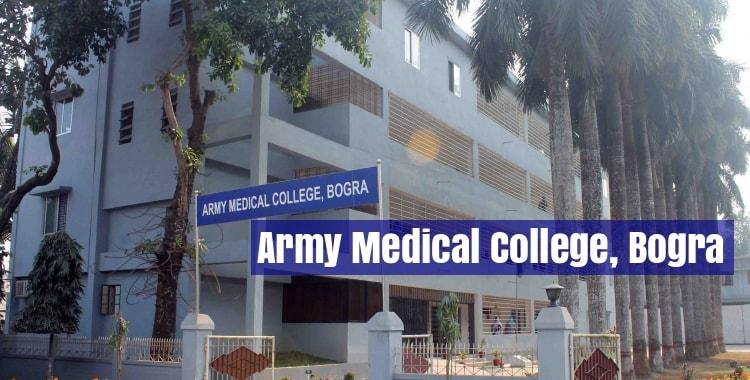 Army Medical College Bogra Facilities