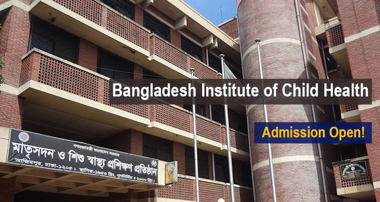 Bangladesh Institute of Child Health