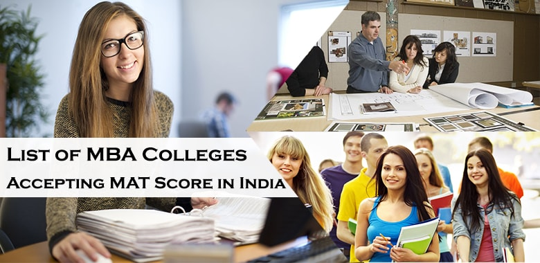 List of Colleges Accepting MAT Score in India