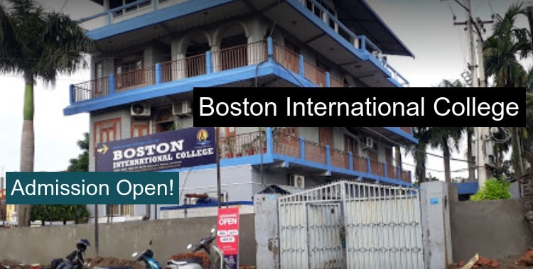 Boston International College Chitwan Courses