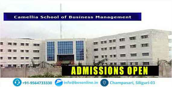 Camellia School of Business Management Fees Structure